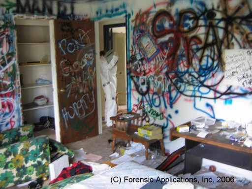 Recognizing Former Meth Labs